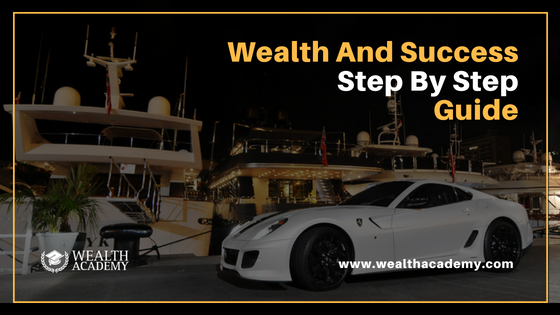 wealth and success