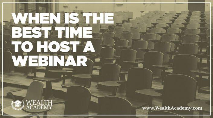 gotowebinar webinar time webinar hosting best webinar tittles webinar best practices best day of the week