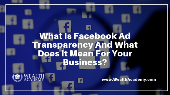 facebook ad transparency, facebook newsroom, facebook new features 2018, facebook political ads archive, facebook press statements