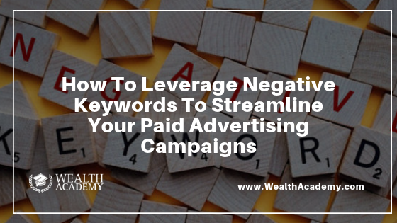 negative keywords, negative keywords adwords, negative keywords example, negative keywords list generator, negative keywords definition, amazon negative keywords, ecommerce negative keywords, how are negative keywords different from other keywords